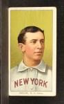 1909 T206 #247 POR Willie Keeler  Front Thumbnail