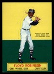 1964 Topps Stand Ups #62   Floyd Robinson Front Thumbnail