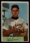 1954 Bowman #39  Ned Garver  Front Thumbnail