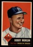 1953 Topps #85  Bob Morgan  Front Thumbnail