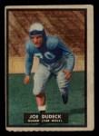 1951 Topps #71  Joe Dudeck  Front Thumbnail