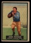 1951 Topps #33  John Petitbon  Front Thumbnail