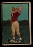 1951 Topps #46  Vinnie Drake  Front Thumbnail
