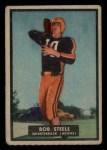 1951 Topps #24  Bob Steele  Front Thumbnail