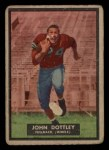 1951 Topps #62   John Dottley Front Thumbnail