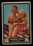 1951 Topps #45  Armand Kitto  Front Thumbnail
