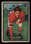 1951 Topps #39   Ralph Staub Front Thumbnail