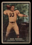 1951 Topps #55   Dale Samuels Front Thumbnail