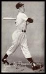 1947 Exhibits #157 B  Gil McDougald  Front Thumbnail