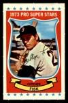 1973 Kelloggs 2D #27  Carlton Fisk  Front Thumbnail