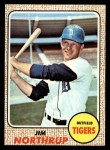 1968 Topps #78   Jim Northrup Front Thumbnail
