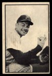1953 Bowman Black and White #48  Steve Ridzik  Front Thumbnail