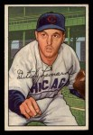 1952 Bowman #159  Dutch Leonard  Front Thumbnail