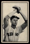 1953 Bowman Black and White #2   Willard Nixon Front Thumbnail