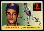 1955 #36  Leo Kiely  Front Thumbnail