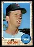 1968 Topps #91   Jim Ollom Front Thumbnail