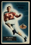 1955 Bowman #48  Dick Moegle  Front Thumbnail