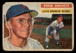 1956 Topps #51  Ernie Oravetz  Front Thumbnail