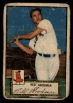1952 Topps #23 RED  Billy Goodman Front Thumbnail