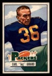 1951 Bowman #17  Earl Girard  Front Thumbnail