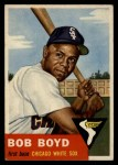 1953 Topps #257   Bob Boyd Front Thumbnail