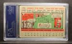 1956 Topps #110   Yogi Berra Back Thumbnail