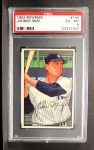 1952 Bowman #145   Johnny Mize Front Thumbnail