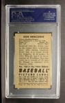 1952 Bowman #128  Don Newcombe  Back Thumbnail