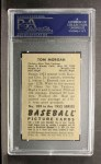 1952 Bowman #109  Tom Morgan  Back Thumbnail