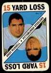 1971 Topps Game Inserts #12  Andy Russell  Front Thumbnail