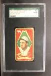 1911 T205 #37   Eddie Collins   Front Thumbnail