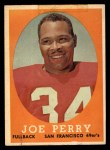 1958 Topps #93   Joe Perry Front Thumbnail