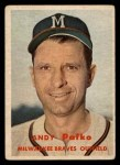 1957 Topps #143  Andy Pafko  Front Thumbnail