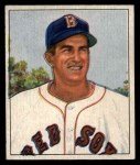 1950 Bowman #137   Johnny Pesky Front Thumbnail
