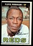 1967 Topps #120  Floyd Robinson  Front Thumbnail