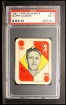 1951 Topps Blue Back #16   Murry Dickson Front Thumbnail