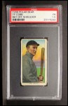 1909 T206 #98 OFF  Ty Cobb Front Thumbnail