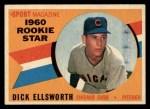 1960 Topps #125  Rookies  -  Dick Ellsworth Front Thumbnail