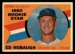 1960 Topps #131  Rookies  -  Ed Hobaugh Front Thumbnail