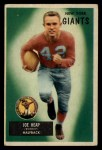 1955 Bowman #55   Joe Heap Front Thumbnail