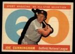 1960 Topps #562  All-Star  -  Joe Cunningham Front Thumbnail