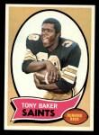 1970 Topps #243   Tony Baker Front Thumbnail
