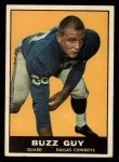 1961 Topps #25   Buzz Guy Front Thumbnail