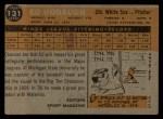 1960 Topps #131   -  Ed Hobaugh Rookies Back Thumbnail