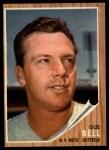 1962 Topps #408  Gus Bell  Front Thumbnail