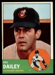 1963 Topps #391  Bill Dailey  Front Thumbnail