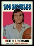 1971 Topps #61   Keith Erickson  Front Thumbnail