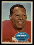 1960 Topps #114  Joe Perry  Front Thumbnail