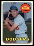 1969 Topps #493 YN  Wes Parker Front Thumbnail