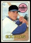 1969 Topps #117  Jim Fairey  Front Thumbnail